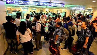 廉航遇上颱風 班機取消了該怎麼辦?