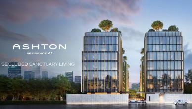 曼谷頂級豪宅 ASHTON Residence 41