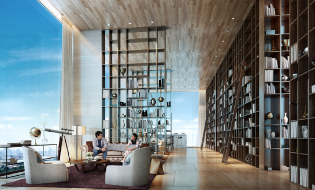 Jade Tower Library