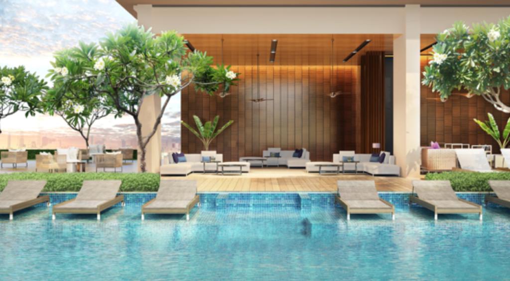 Jade Tower pool2
