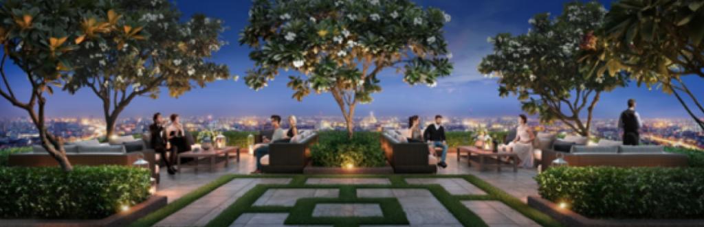Jade Tower Sky Garden