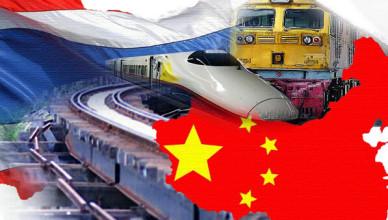 中亞鐵路的效益-泰國曼谷香港化