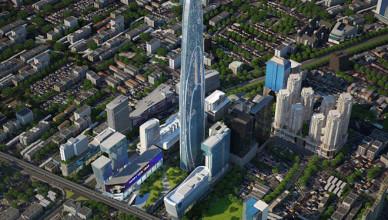 Super Tower 東協第一高樓 預告新時代來臨