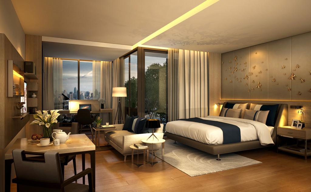 泰國曼谷Thong Lo日本區豪華公寓 Urbitia