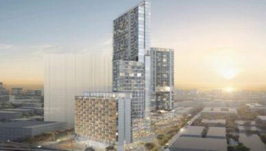 曼谷房地產建案 Siamese Rama9 暹羅天街